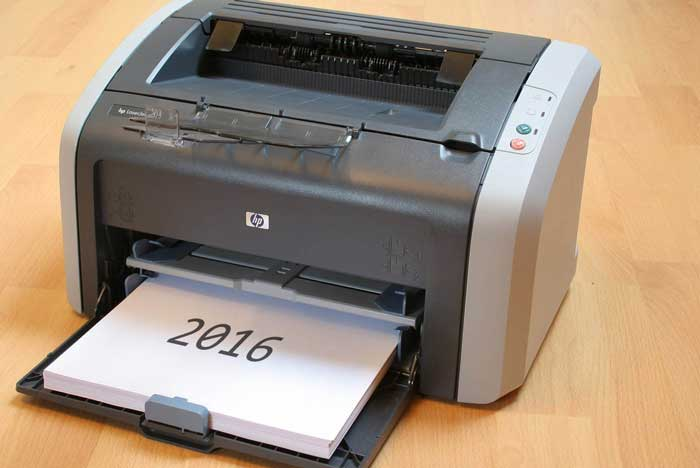 2016 Printer Shopping Guide