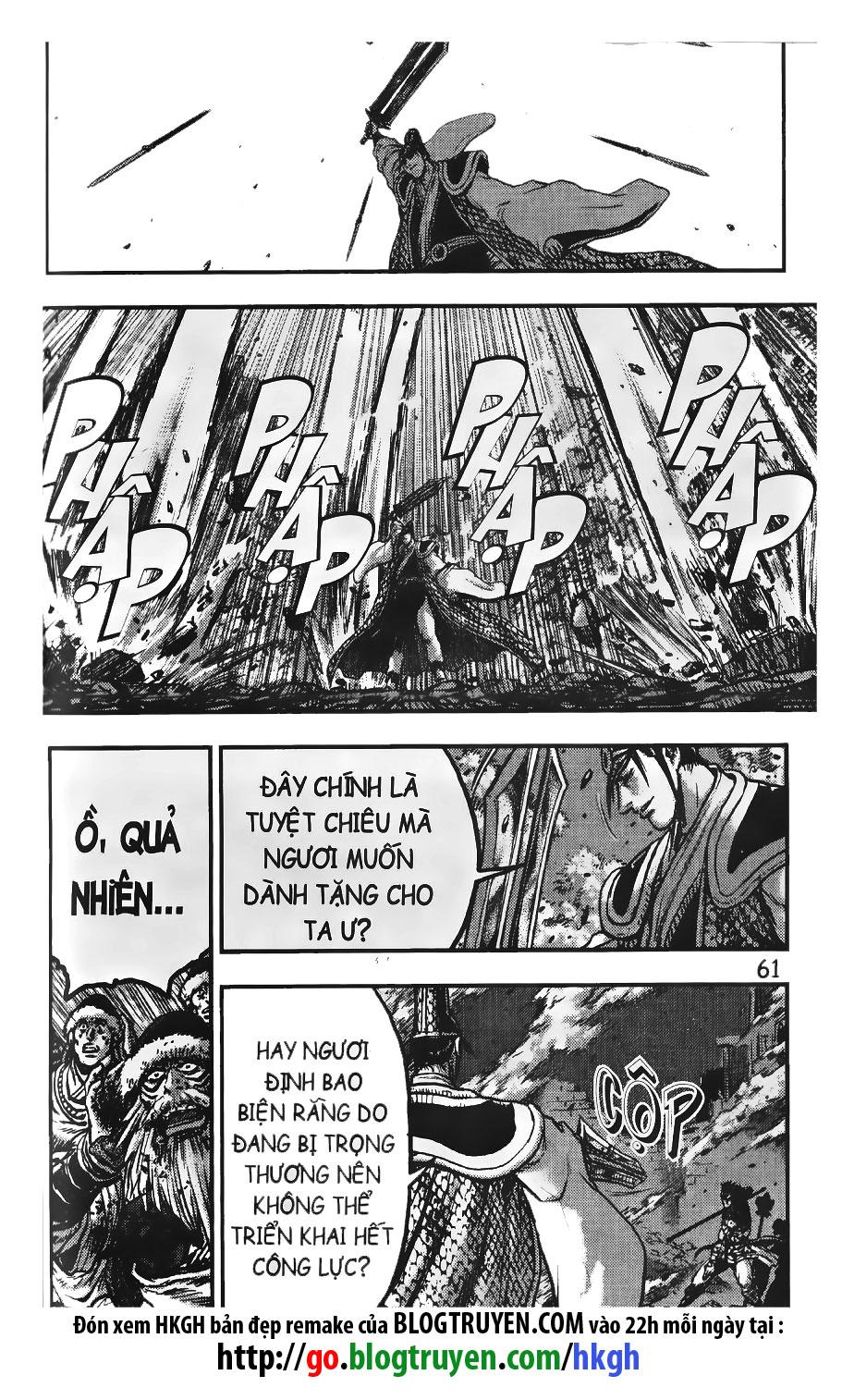 Hiệp Khách Giang Hồ chap 399 Trang 16 - Mangak.info