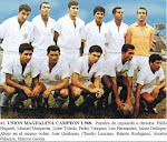 UNION MAGDALENA CAMPEON 1968