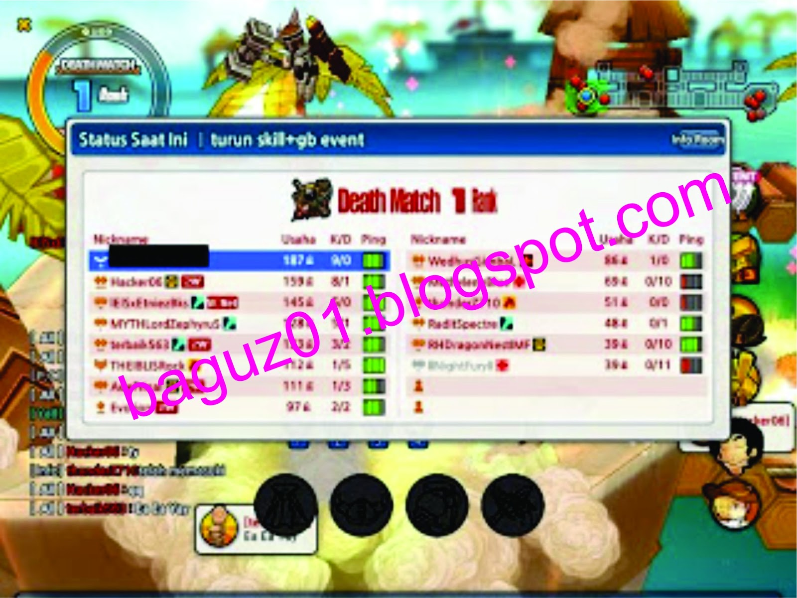 download cheat hack shop lost saga