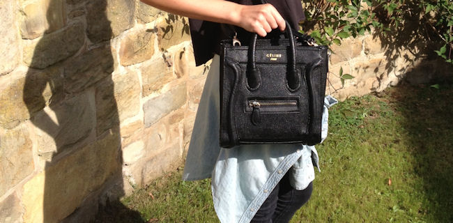 celine bag pink - Rock that Chic- A UK Fashion and Style blog!: September 2013