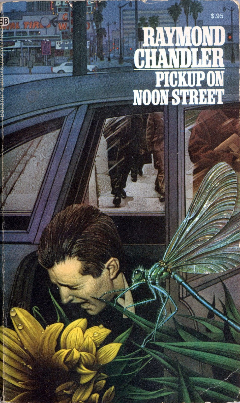 Pickup on Noon Street cover art by Tom Adams