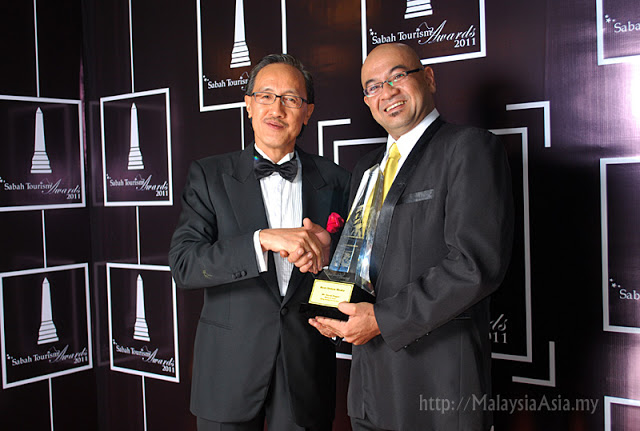 Sabah Tourism Awards Best Online Media