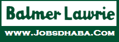 Balmer Lawrie & Co Limited Recruitment, Sarkari naukri