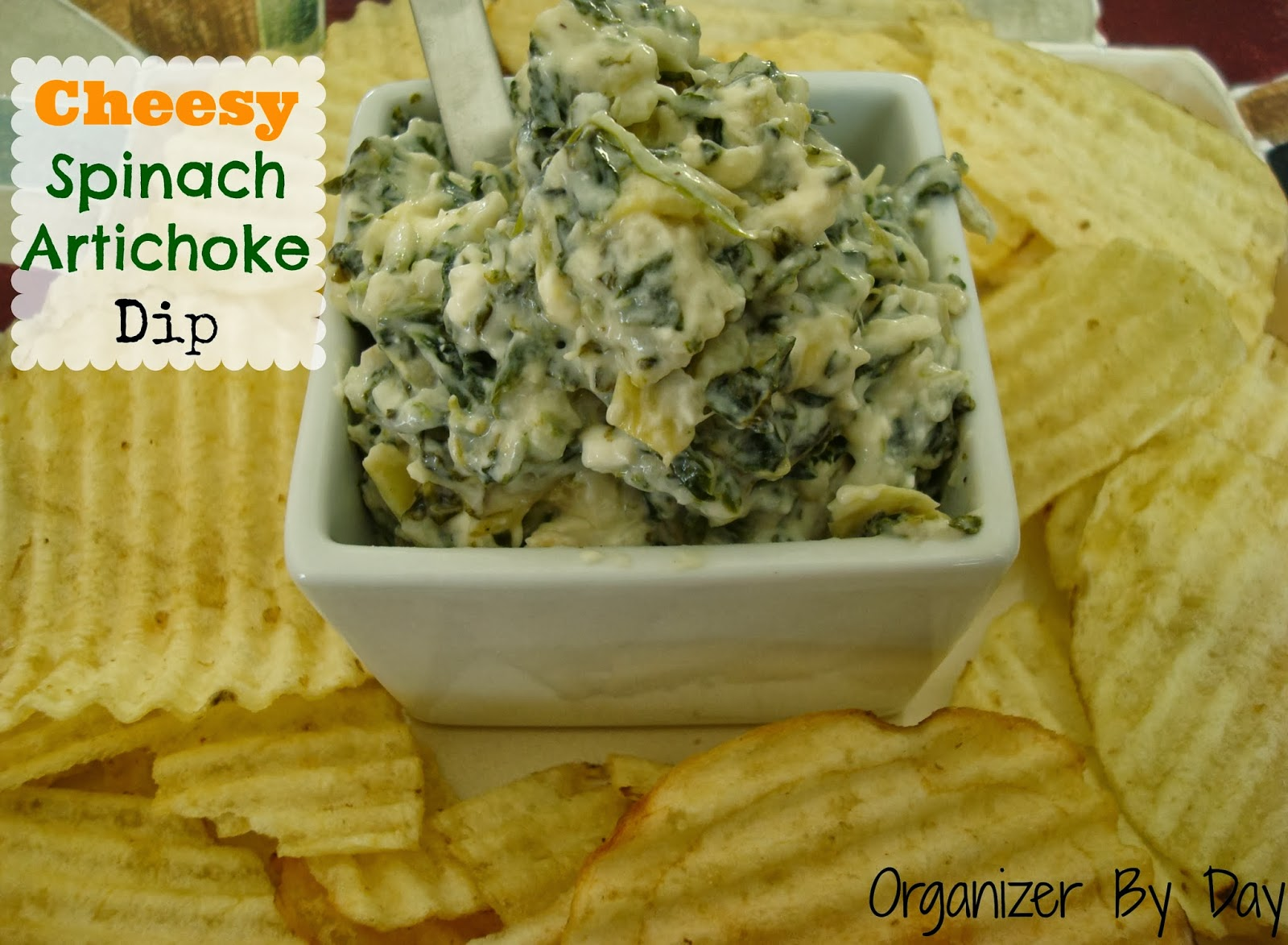 Hot Cheesy Crab, Spinach And Artichoke Dip Recipe — Dishmaps