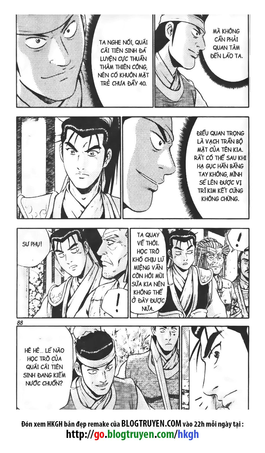 Hiệp Khách Giang Hồ chap 312 page 8 - IZTruyenTranh.com