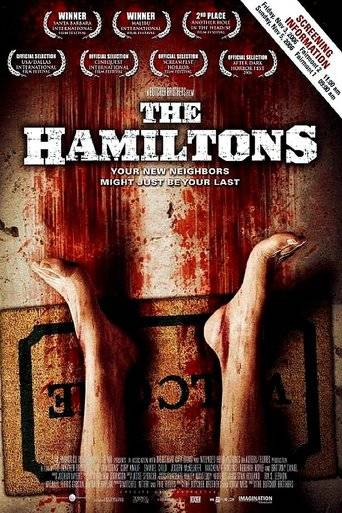 The Hamiltons (2006) tainies online oipeirates