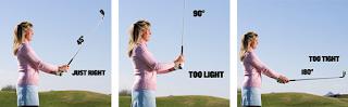 golf grip pressure