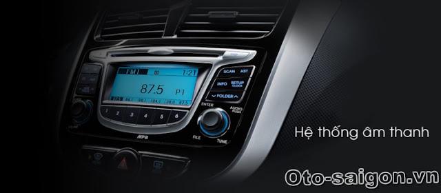 Xe Hyundai Accent Hatchback 5 cua 2014 19 Xe Hyundai Accent Hatchback 5 cửa 2014