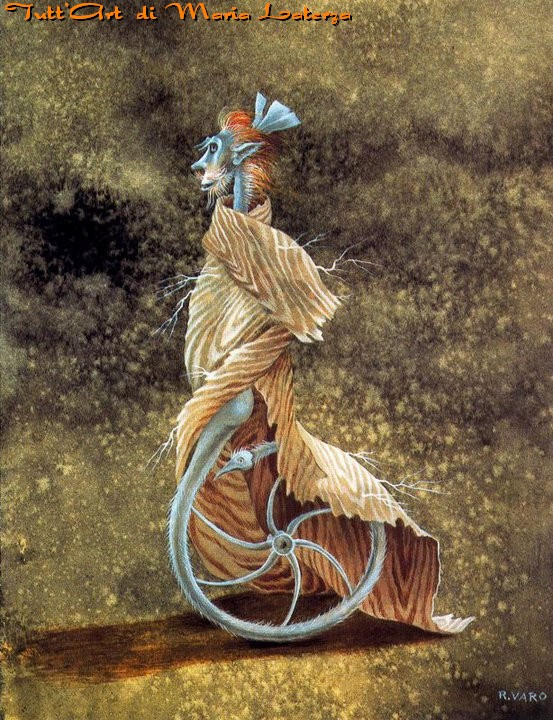 Remedios Varo 1908-1963 | Spanish-mexican surrealist painter