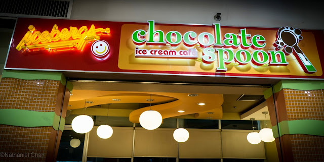 Icebergs Chocolate Spoon in RP Ermita