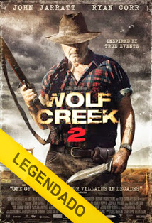 Wolf Creek 2 – Legendado