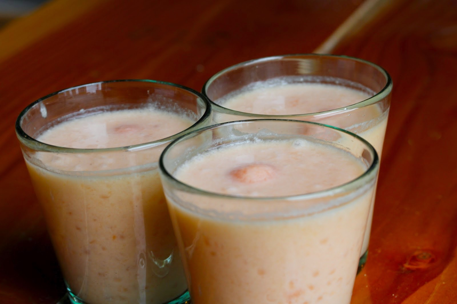 Melon Sago Cooler Recipe