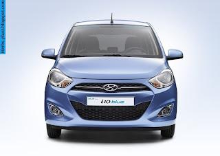 Hyundai i10 car front view - صور سيارة هيونداى i10 من الخارج