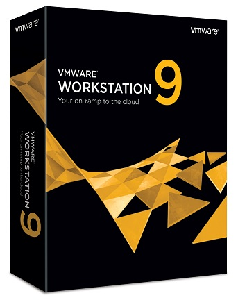 Logo VMware Workstation 9.0.1