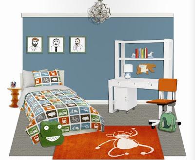 Dormitorios infantiles recamaras para bebes y nios cars - Dormitorio para bebe ...