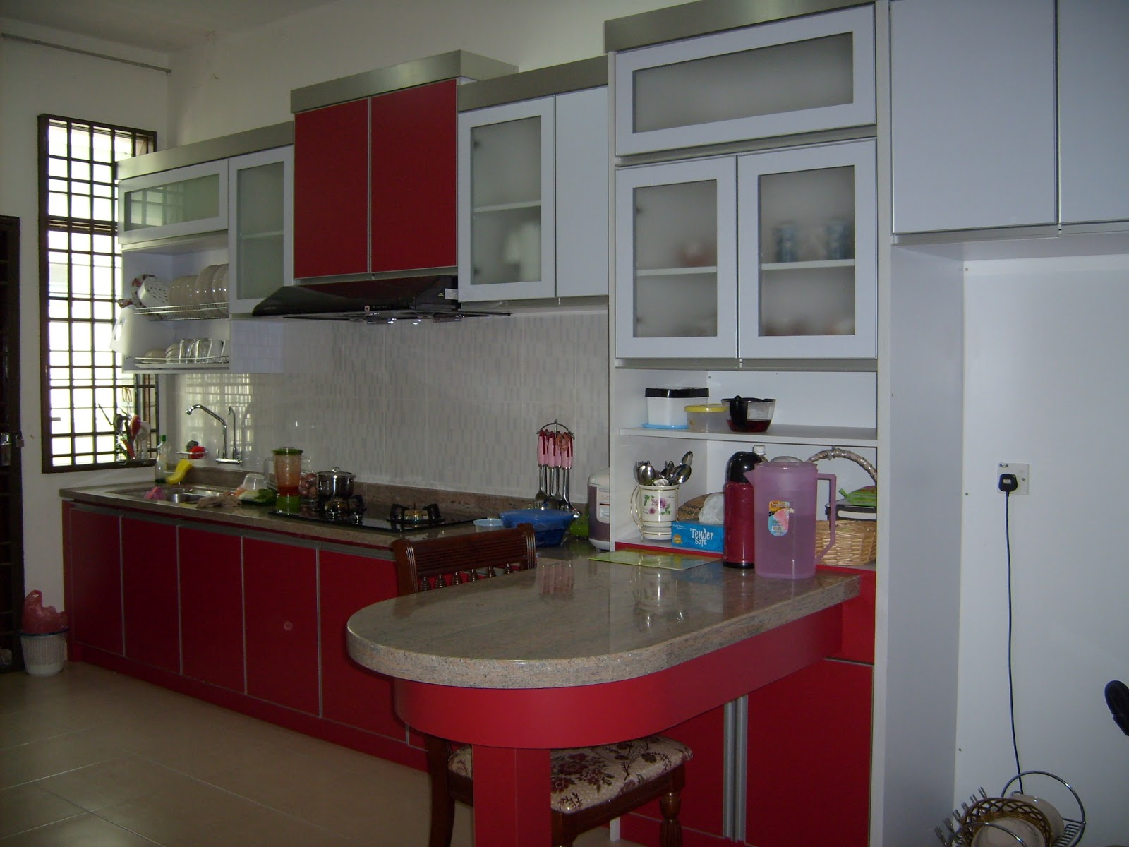 Kabinet dapur moden related keywords suggestions for Kitchen kabinet