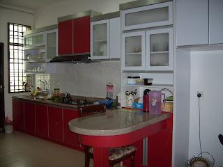 Kitchen Cabinet ( Kabinet Dapur )