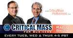 CRITICAL MASS: The Radio Show