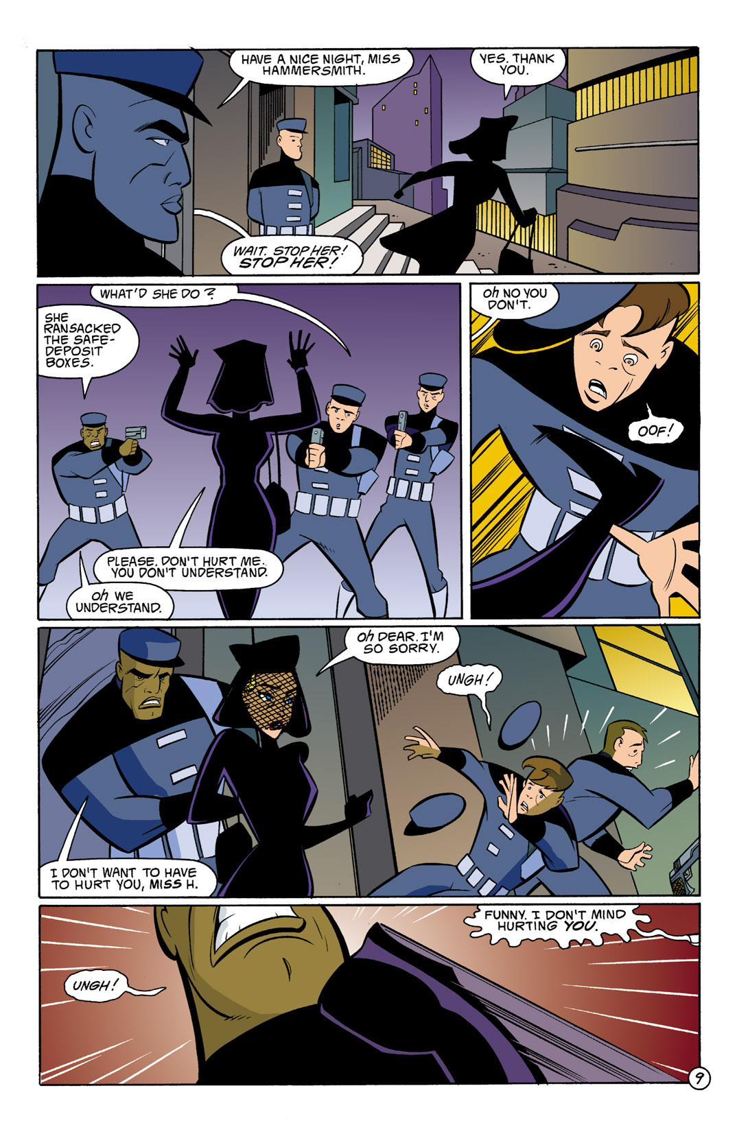 Batman Beyond [II] Issue #2 #2 - English 10