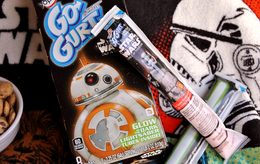 Star Wars Go-Gurt, #AwakenYourTastebuds with StarWars™ limited edition General Mills cereals from Walmart, Star Wars™ Recipes, party ideas and more! (ad)