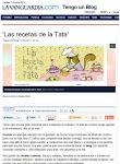 Nuestro blog en La Vanguardia