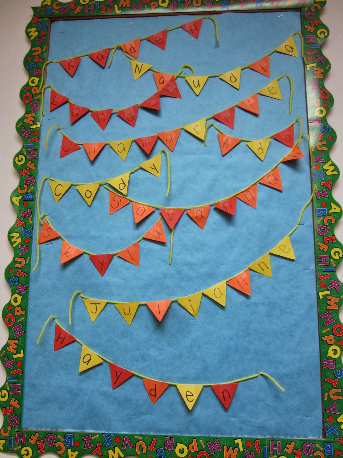 the pa-paw patch, circus name banners, circus theme