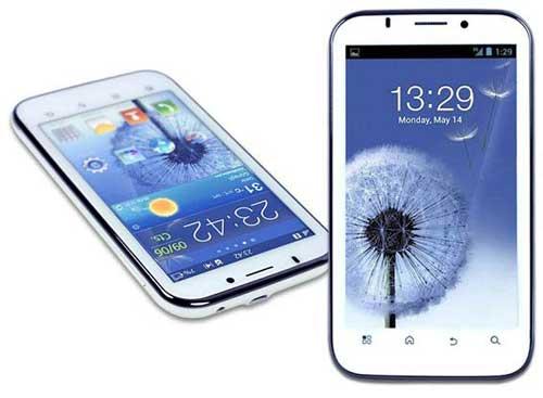 BOLEH ASYIK Advan Vandroid S5 Hp Android ICS Dengan Layar