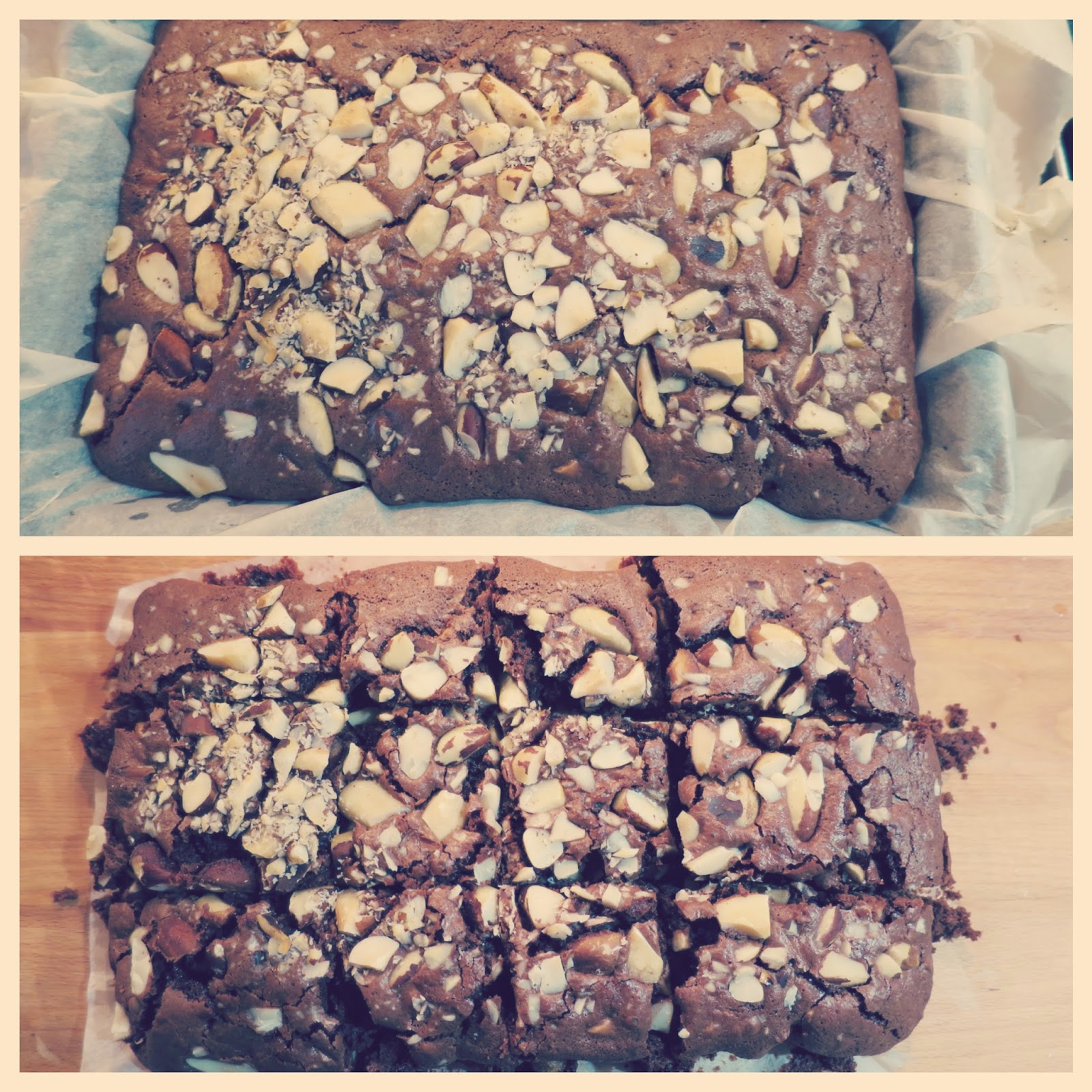brownies vegan sfornati