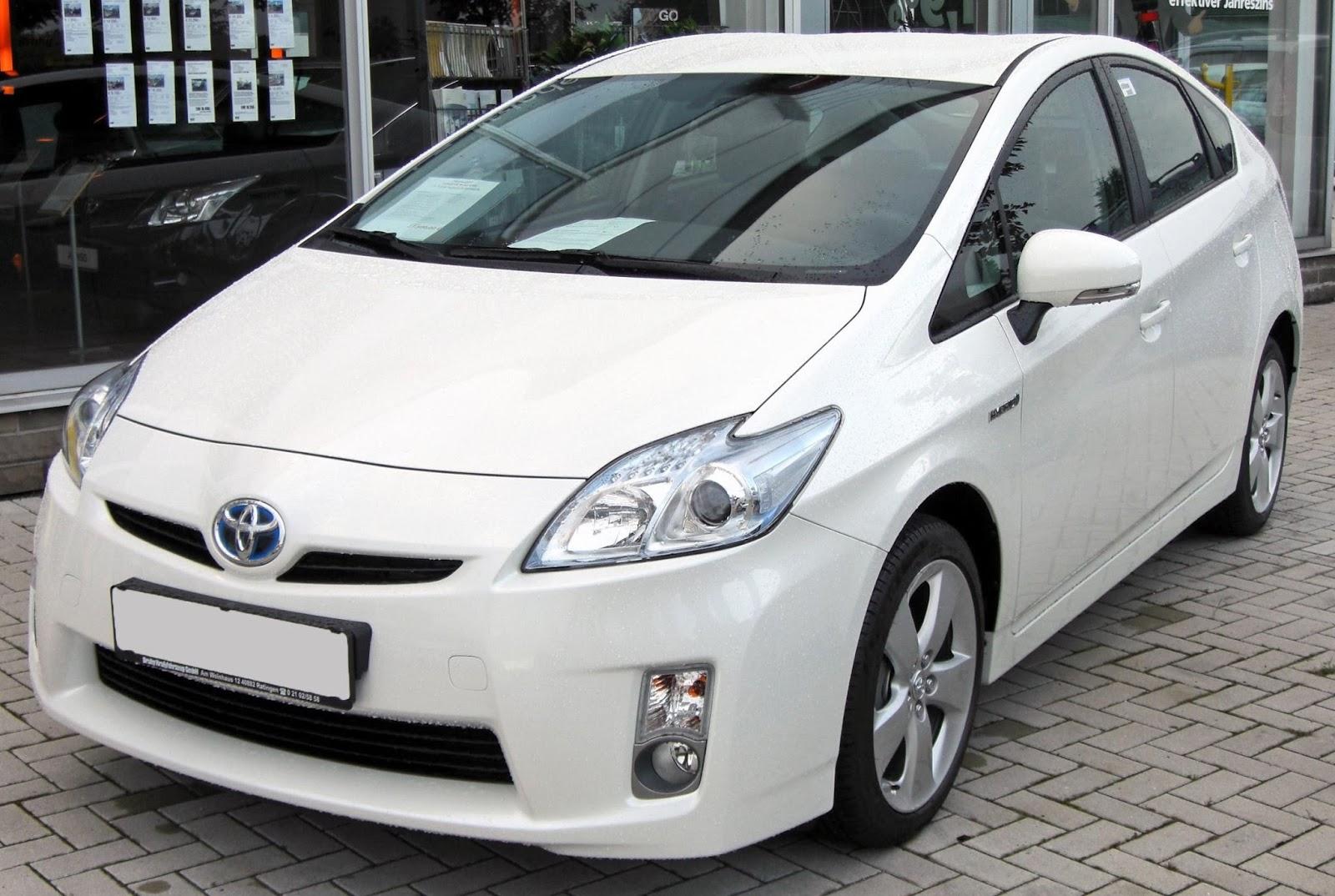 Toyota Prius Top Selling Car In California Again