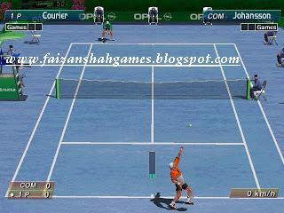 Virtua tennis 1 cheats