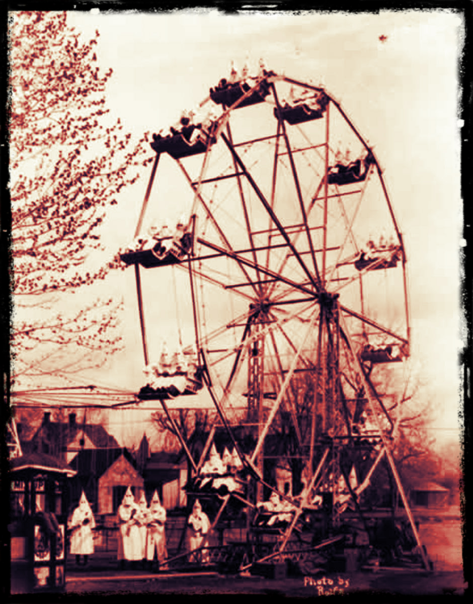 Klan of ferris wheel