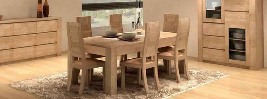 salle manger en bois salle manger. Black Bedroom Furniture Sets. Home Design Ideas