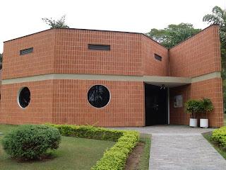 Capela do INPE (Instituto Nacional de Pesquisas Espaciais)