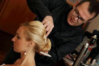 Recogidos de Novias madrid, peinado novias 2014