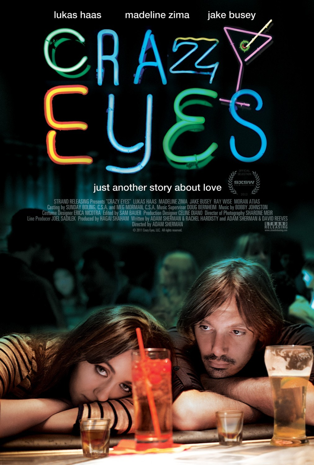 Watch Crazy Eyes Movie Online Free 2012