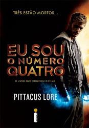 Download Grátis - Livro - - Eu sou o Número Quatro (Pittacus Lore)