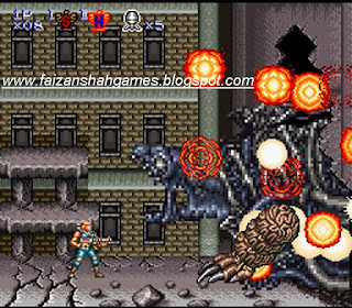 Contra 3 the alien wars cheats
