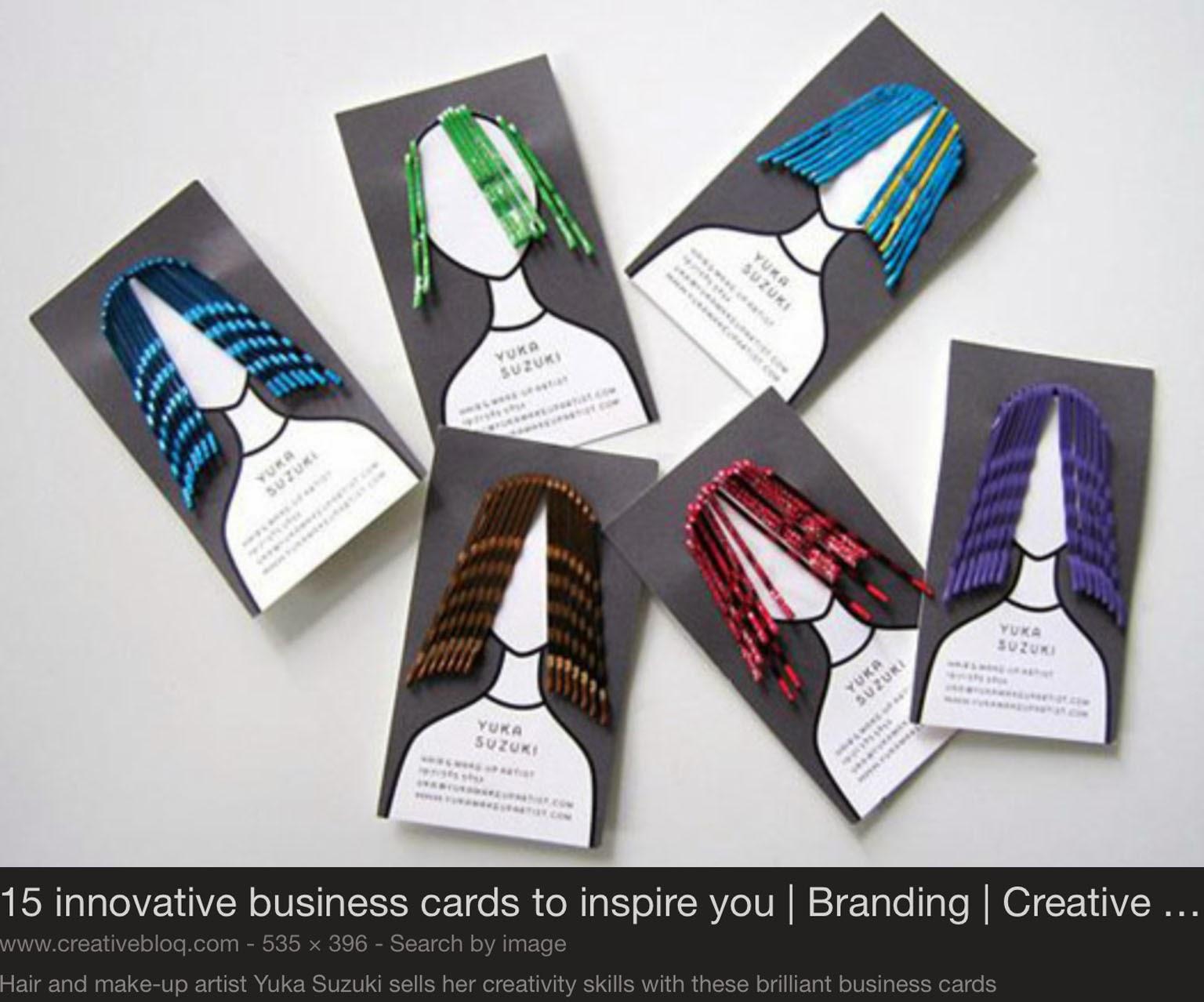 Libby Ward Designer/Maker : My top 10 business cards!