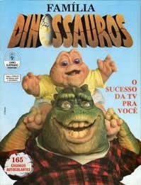 Família Dinossauros - Série Completa - DVDRip Dual Áudio
