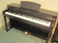 Yamaha Clavinova CLP430 digital piano