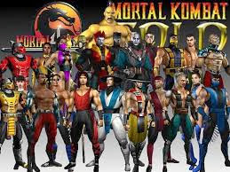 Mortal Kombat PC Game