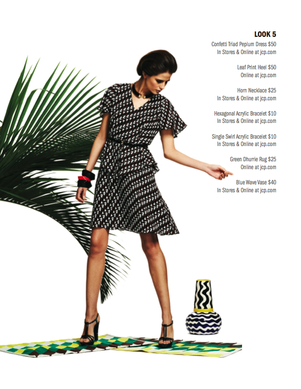 Duro Olowu for JCPenney Spring/Summer 2013 Collection african fashion-blog