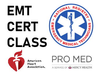 Become an EMT With Pro Med