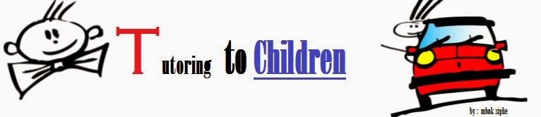 Tutoring To Children