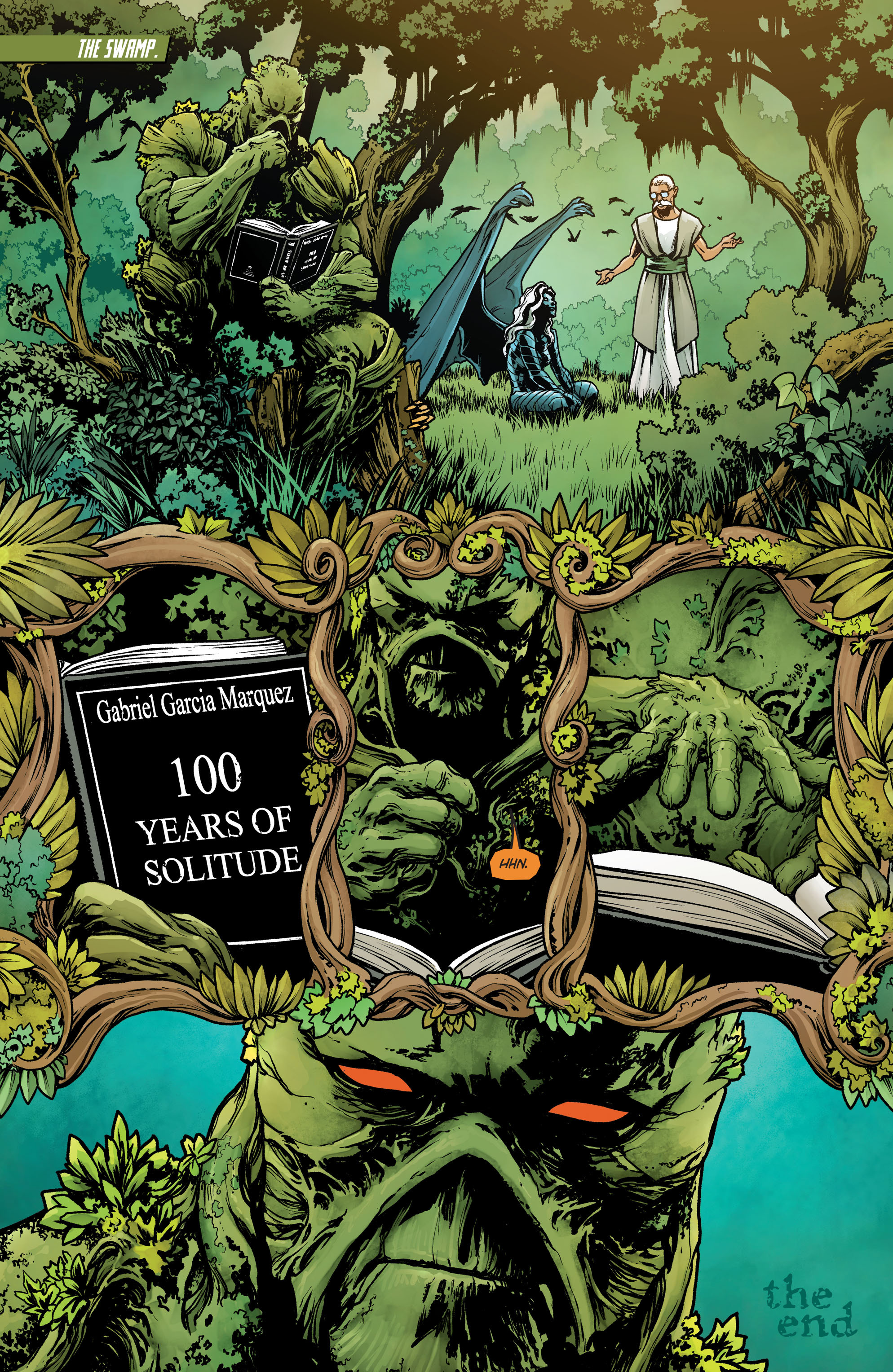 Swamp Thing (2011) Issue #40 #45 - English 25