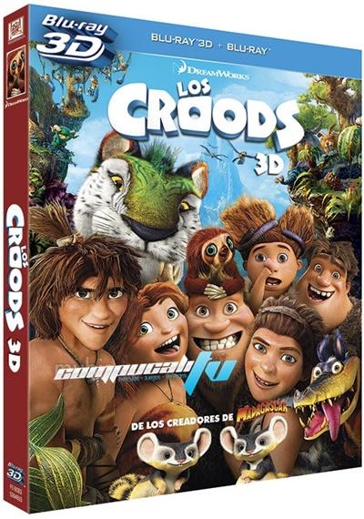 Los Croods: Una Aventura Prehistórica 3D SBS Latino