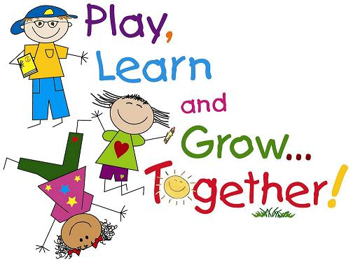 play,learn and grow together