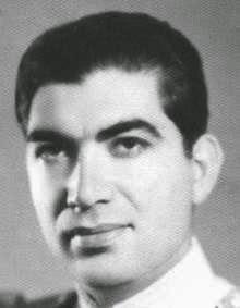 Prince Gholam-Reza Pahlavi