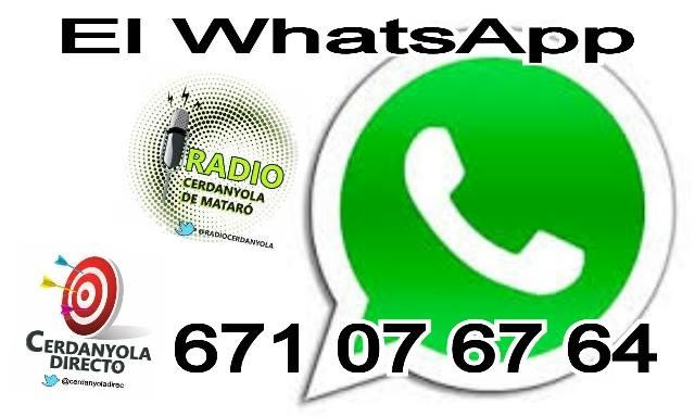 El WhatsApp de la Radio